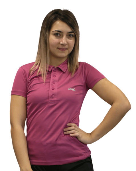 Polo Softee Technics Dry Rosa